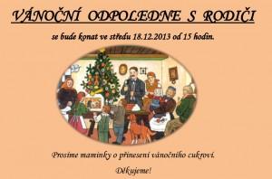 vánoční odpoledne web